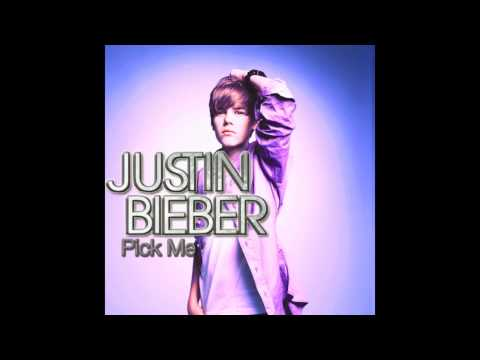 Justin Bieber- Pick Me (Audio) Lyrics!