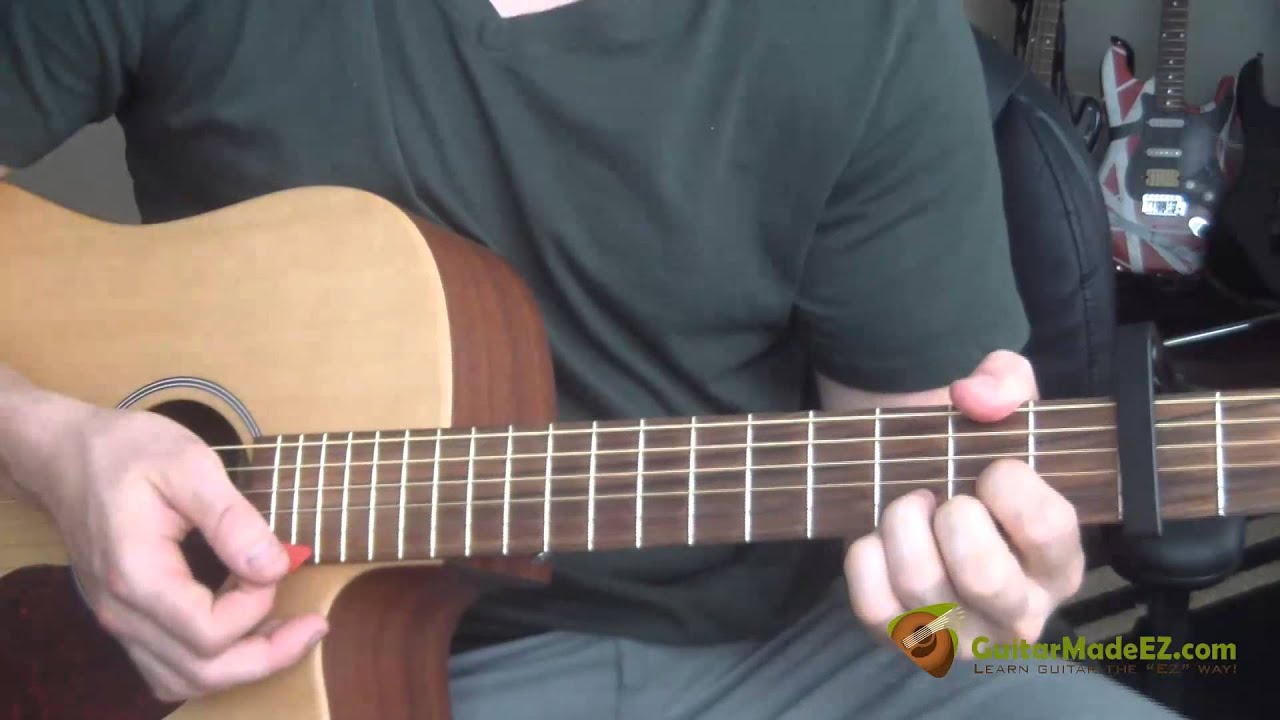 Simon And Garfunkel America Guitar Chords Strumming Pattern