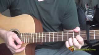 Simon and Garfunkel - America (Guitar Chords, Strumming Pattern, Chord Progression)