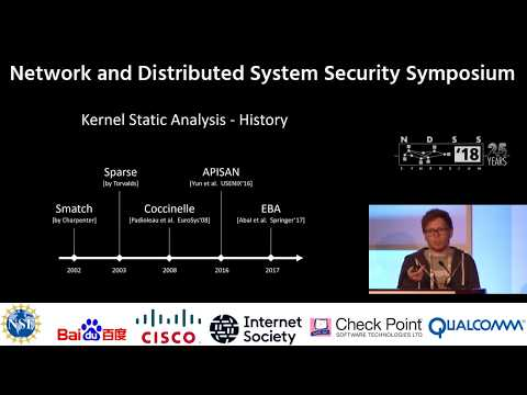 NDSS 2018 K-Miner: Uncovering Memory Corruption In Linux