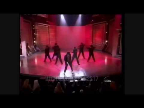 MICHAEL JACKSON■DANGEROUS Live American Bandstand 50th Anniversary 2002