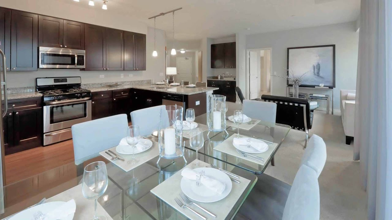 Tour A Luxury 2 Bedroom 2 Bath Apartment At The New Oaks Of Vernon Hills Youtube