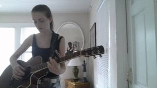 Waltz for Richard by First Aid Kit- Cover by Abbey Tomlin