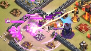 Clash of Clans Clan Wars LIVE from Fail to ? Beware the Clan Castle!