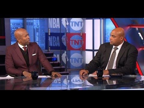 Inside the NBA - Thunder vs Spurs Postgame Talk | January 10, 2019
