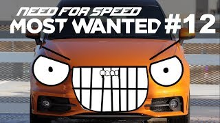 NfS Most Wanted s Ovim #12 - Podraz!
