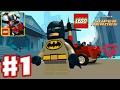 LEGO DC Mighty Micros | Walkthrough GamePlay Lego Batman Cars Part #1 iOS/Android