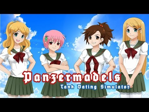 Panzermadels: Tank Dating Simulator (PC/2016) | INDIE | STEAM from YouTube · Duration:  20 minutes 48 seconds