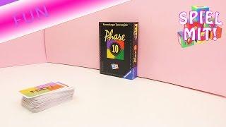 Wir spielen Phase 10 in der Kurzversion Kathi | Kartenspiel | Duell im Splitscreen! | Deutsch