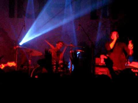 Anberlin - Adelaide (Live@Billboards 25.08.09)
