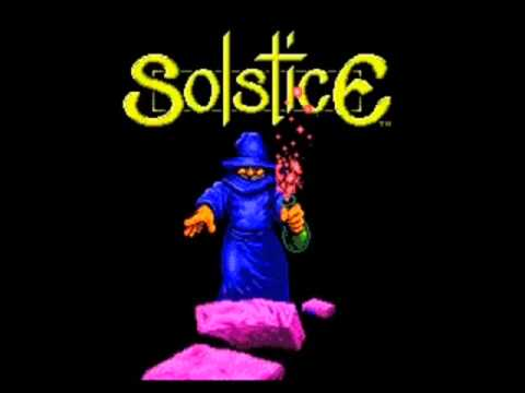 FG's Underrated Videogame Music 193 - Main Theme (Solstice)