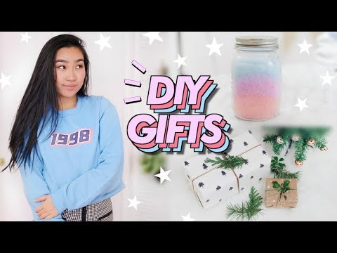 DIY Last Minute Christmas Gifts + HUGE Giveaway! | JENerationDIY