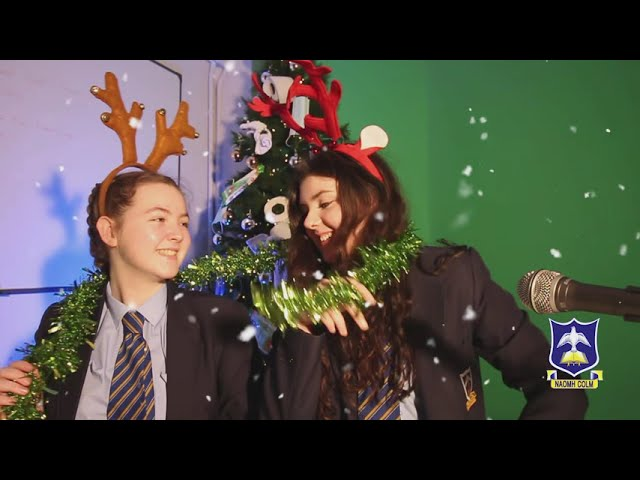 St Colms High School Cover Slade - Merry Christmas Everyone (pandemic version)