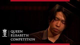 Ravel Jeux d'eau   Kazuya Saito - Queen Elisabeth Competition 2021
