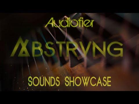 AUDIOFIER ABSTRUNG - Sounds Showcase