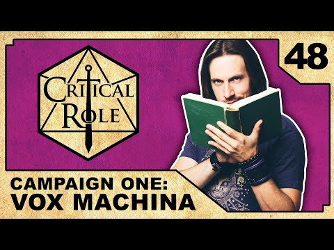 Into the Frostweald   Critical Role RPG Show Episode 48