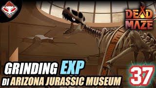 DEAD MAZE - (37) SAATNYA GRINDING EXP DI ARIZONA JURASSIC MUSEUM