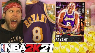 Streaming until I pull Dark Matter Kobe Bryant. NBA 2K21