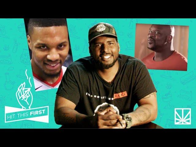 HIT THIS FIRST!! Shaq Diesel is a better rapper than Damian Lillard