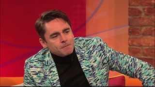 Ryan Molloy's Interview with Kate Garraway on ITV's Lorraine