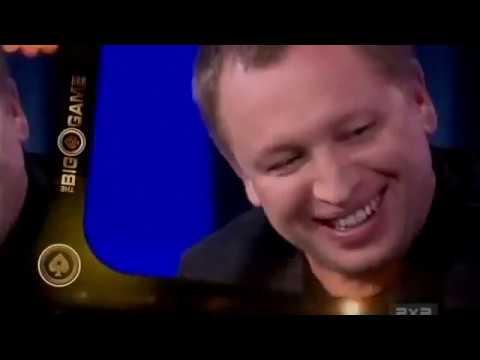 Покер-шоу Big Game C русскоязычными игроками 1