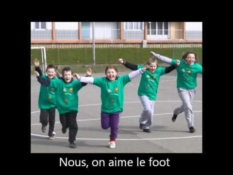 Foot des Princesses Louis Blanc Boulogne CM1 Mme Peyrot