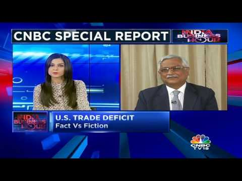 US Trade Deficit & India