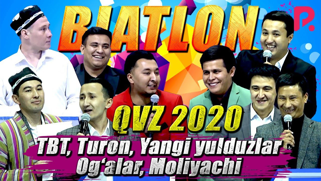 QVZ 2020 | TBT, Turon, Yangi yulduzlar, Og'alar, Moliyachi - Biatlon shartini portlatib yorvorishdi. онлайн томоша килиш