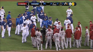 Best MLB Fights And Brawls
