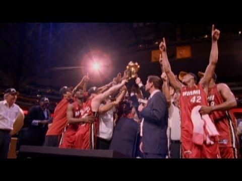 2006 NBA Champions: Miami Heat (Trailer)