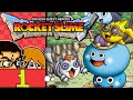 Let's Play Dragon Quest Heroes: Rocket Slime Part 1 - Rocket Slime DS Gameplay