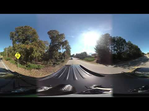 Spears Creek Church Road  —   11/20/19  —  360 Degree Video