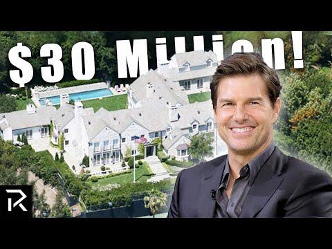 How Tom Cruise Spent $500 Million