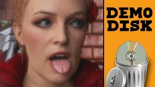 MAKE HER QUAKE - Demo Disk Gameplay