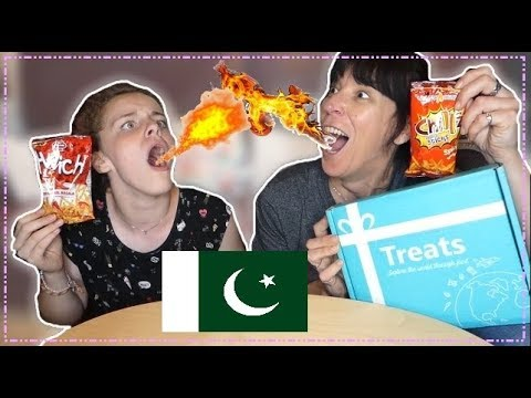 🍪 On déguste le PAKISTAN ! ...  avec TryTreats 🌶️ thumbnail