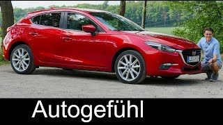 Mazda3 FULL REVIEW Sports-Line / Grand Touring 2.0 G 2018 Facelift - Autogefühl