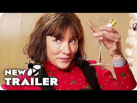 WHERE'D YOU GO, BERNADETTE Trailer 2 (2019) Richard Linklater, Cate Blanchett Movie