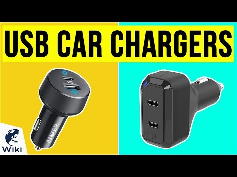 10 Best USB Car Chargers 2020