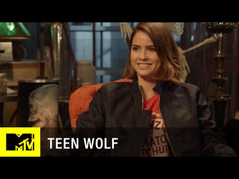 Teen Wolf Season 5  A Super Awkward  w Shelley Hennig  MTV