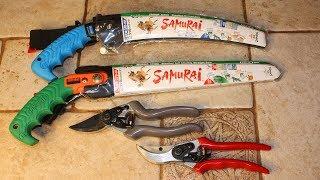 качественный инструмент для обрезки плодовых деревьев и кустарников.  Когда начинать обрезку