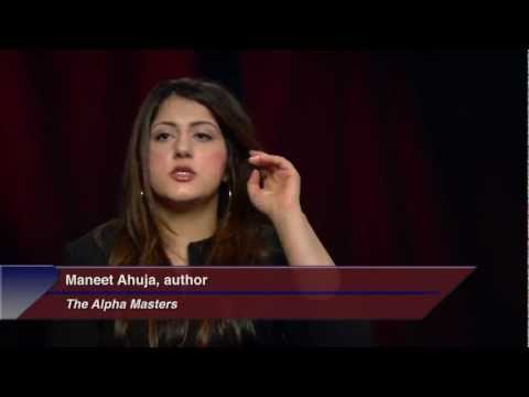Maneet Ahuja on Hedge Funds and the 'Alpha Masters'