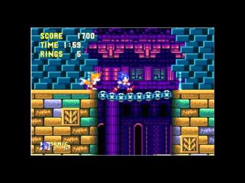 Sonic 3&K - Hydrocity Zone Act 2 (VGM Karaoke)