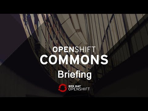 OpenShift Commons Briefing #140: The Path to Cloud Native Trading Platforms Jeremy Eder Red Hat