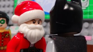 A Lego Batman Christmas