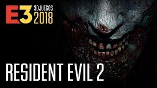RESIDENT EVIL 2, el genial remake del clásico survival horror