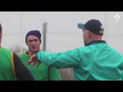 Irish Rugby TV: Club International Series 2019 - Camp #2