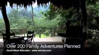 Rafiki Lodge Costa Rica w/CRR Your Family Vacation Experts