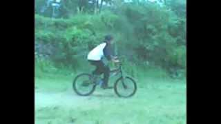 Kecelakaan Maut bersepeda