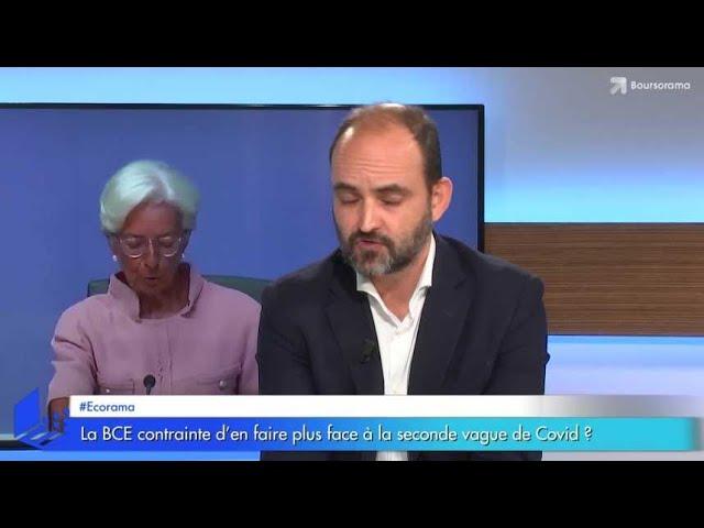 La BCE contrainte d'en faire plus face à la seconde vague de Covid ?