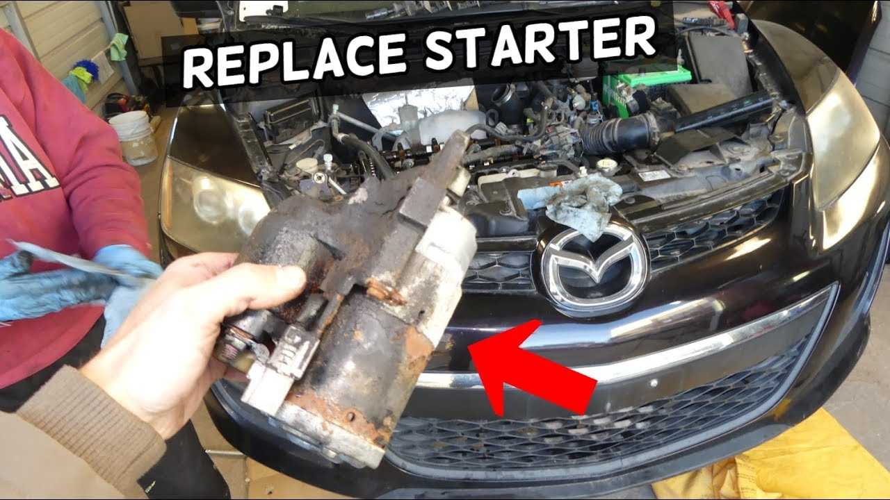 how much is it to replace a starter